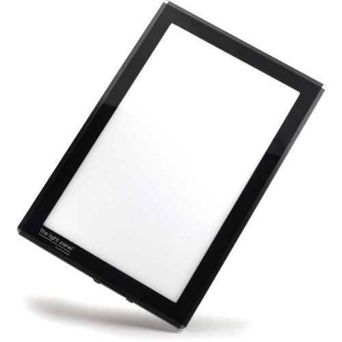 Gagne Porta-Trace LED-Lichtpanel, schwarzer Rahmen, 27,9 x 45,7 cm Gagne Porta-trace Led