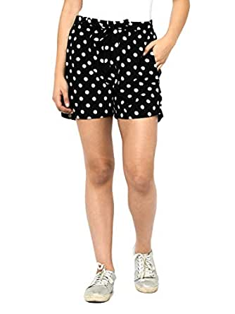 My Swag Women & Girls Regular Shorts