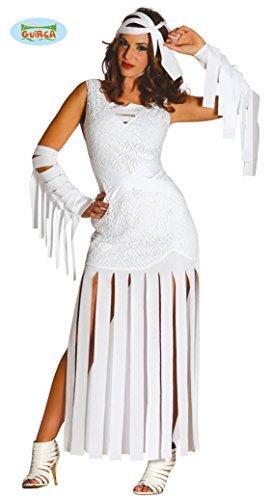 Mumie Kostüm Sexy - Sexy Mumie Kostüm für Damen Gr. 40 - 46, Größe:M