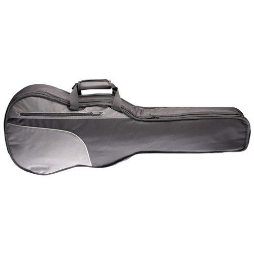 Rocket Music AG34P1BG - Funda para guitarra dreadnought, color negro