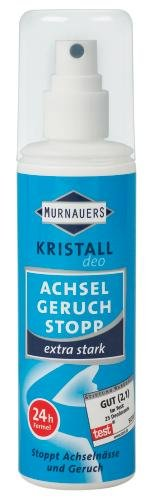 Murnauers Mineral Deo Spray 100 ml (Kristall Deo)