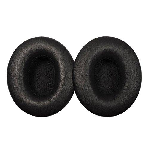 Baoblaze 1 paar Weicher Kopfhörer Ohrpolster aus Memory Foam für Monster Beats Von Dr. Dre SOLO 1.0, SOLO HD, 68 x 58 x 20 mm - schwarz