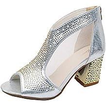 e42ee95e997 BAM - sandalias Nuevos Zapatos de Mujer