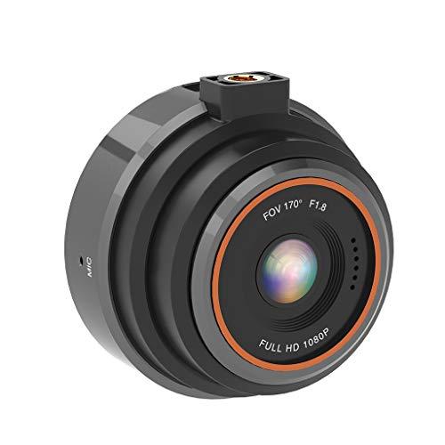 Omiky ThiEYE Safeel Zero 12 Megapixel 6 Glas 170 ° Weitwinkelobjektiv 1,5 Zoll Bildschirm Fahrrekorder 1080P Full HD Auto-DVR-Dashboard-Kamerarecorder mit Superweitwinkel -