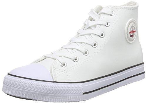 Nebulus Damen Evo High-Top Weiß (white)
