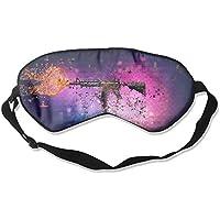Eye Mask Eyeshade Gun Fantasy Decotarion Sleeping Mask Blindfold Eyepatch Adjustable Head Strap preisvergleich bei billige-tabletten.eu