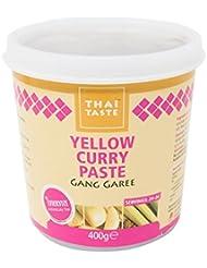 Thai Taste Yellow Curry Paste, 400 g