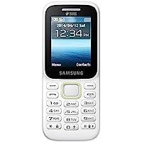 Samsung Guru Music 2 (SM-B310E, White)