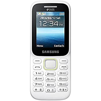 f533dba4199 Samsung Guru Music 2 SM-B310E (White)  Amazon.in  Electronics