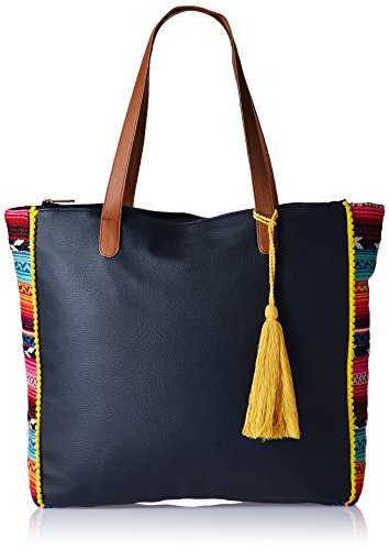 Kanvas Katha Women's Handbag (Multi-Colour) (KKSJT005)