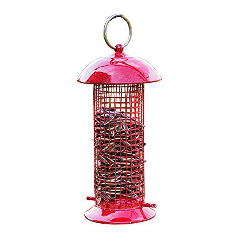 DJLOOKK Comedero para pájaros Atraiga más Aves, decoración del jardín, Grandes comederos...