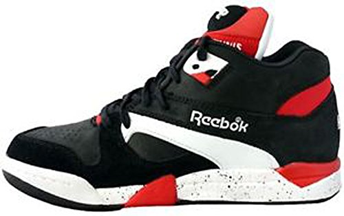 Reebok Court Victory Pump Schuhe Sneaker V56239 Tennis Retro Schwarz