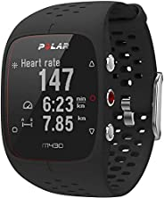 Polar M430 GPS Running Sports Watch Activity Tracker + Wrist Based Heart Rate - Bl