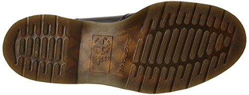Dr. Martens 2976 Smoothplain Welt, Sneakers Hautes Mixte Adulte Noir (Nero)