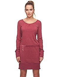 727205b92ebd Ragwear Kleid Damen Alex A 1821-20010 Pink Dusty Rose 4057