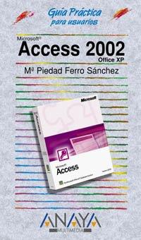 Access 2002 (Guías Prácticas)