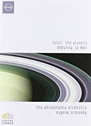 Holst: The Planets Debussy: La Mer [Dvd] [2008]