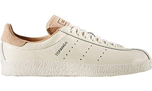 Adidas Sneaker Men TOPANGA CLEAN S80074 Beige Beige Braun