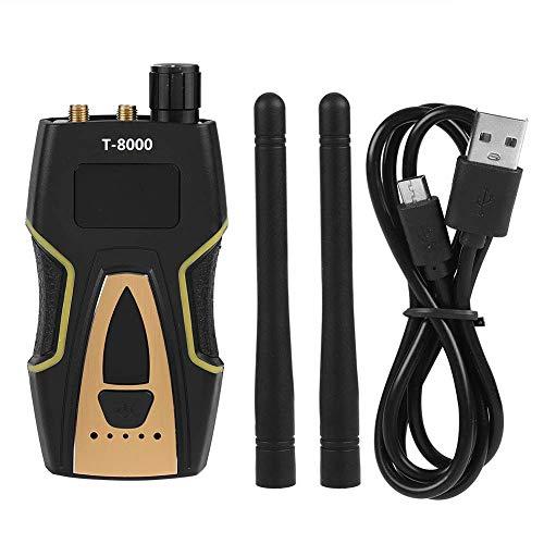 LNLJ Anti-Spion-Funkfrequenzsignal-Detektor Bug,   GPS-Signal-Detektor für versteckte Kameras, zum Ausblenden des GSM-Abhörgeräts der Kamera (Spion-telefon-gps)