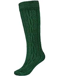 Gaudi-Leathers Trachtenstrümpfe, Socken, Kniestrümpfe mit Zopfmuster in verschiedenen Farben