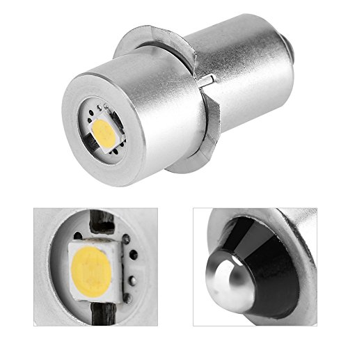 High Power Led Upgrade Birne Pr P13.5s 1 W 240 Lm Dc 3-9 V Cree Led Upgrade Birne Ersatz für Taschenlampe Werkzeuge Laterne Arbeit Licht Led Conversion Kit(3V) 9 Led-taschenlampen