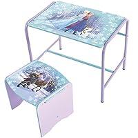 Preisvergleich für Worlds Apart 472FZN01E Disney die Eiskönigin Schreibtisch und Stuhl