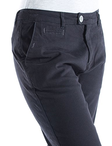 Timezone Damen Hose Lucytz Fashion Pants Schwarz (Black 999)