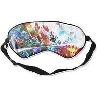 Sleep Eye Mask Colorful Abstract Lightweight Soft Blindfold Adjustable Head Strap Eyeshade Travel Eyepatch E4 preisvergleich bei billige-tabletten.eu