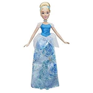 Disney Princess-E0272ES2 Cenicienta Brillo Real, Multicolor. (Hasbro E0272ES2)