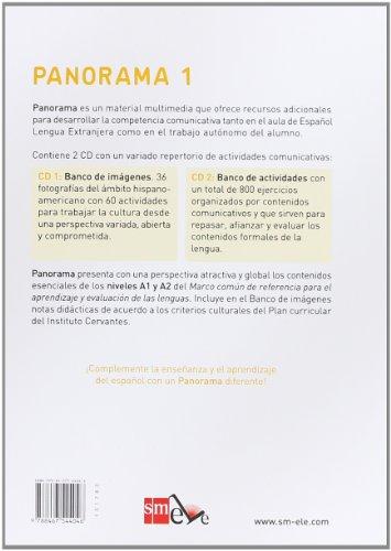 PANORAMA 1. Recursos interactivos para el aprendizaje del español: Recursos interactivos para el aprendizaje del español. A1-A2