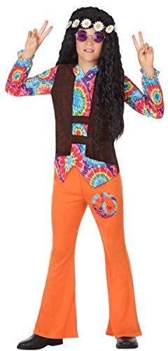 üm, 1960er-Jahre, Hippie-Kostüm, Hippie, Karneval, Weltbuch-Tag, Festival, 60er-Jahre, 3-12 Jahre ()