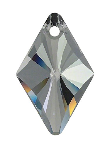 Swarovski® Crystal 'Rhombus' 27 mm