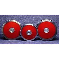 Super bajo Spin Discus en color rojo (1,5K)