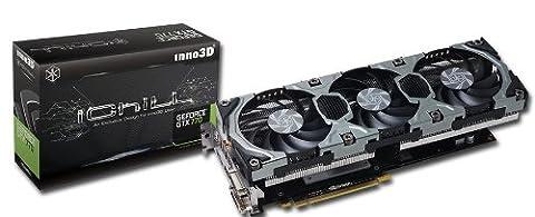 Geforce 770 - Inno3D C770-3SDN-E5DSX NVIDIA GeForce GTX 770 Carte