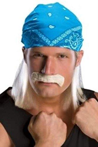 Bart Set Hulk Hogan (Hulk Hogan Perücke)