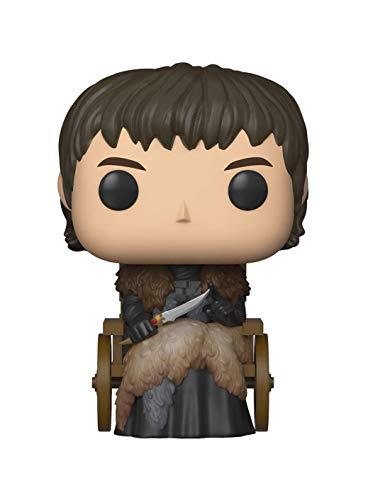 Funko 34618 Pop! Sticker: Game of Thrones: Star of BRAN, Multi