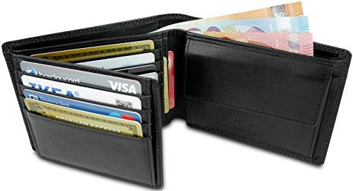 GenTo® Herren Geldbörse