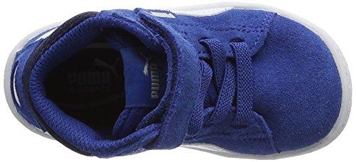 Puma 1948 Mid V Inf, Scarpe da Ginnastica Basse Unisex – Bambini Blu (True Blue-puma White 13)