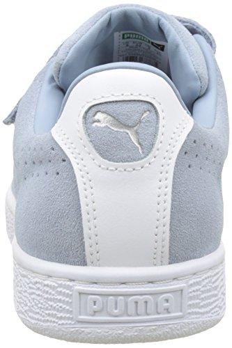 Puma Basket Classic Strap, Scarpe da Ginnastica Basse Unisex – Adulto Blu (Blue Fog 02)