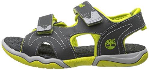 Timberland Active Casual Sandal FTK Adventure Seeker 2  Strap Sandal Mens Sandals Grey Size  3 5