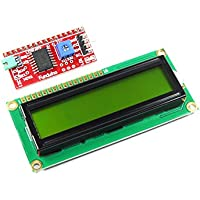 16x 2grün LCD mit Funduino I2C Schnittstelle mb-0631602HD44780