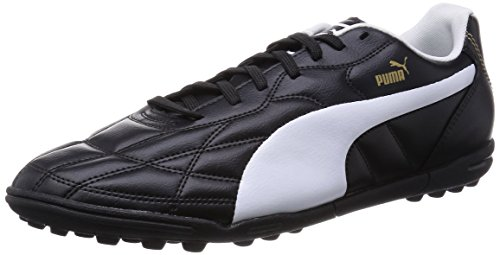 Gold white Nero black Da Scarpe puma Puma Calcio Uomo Classico 01 Tt pqRwv