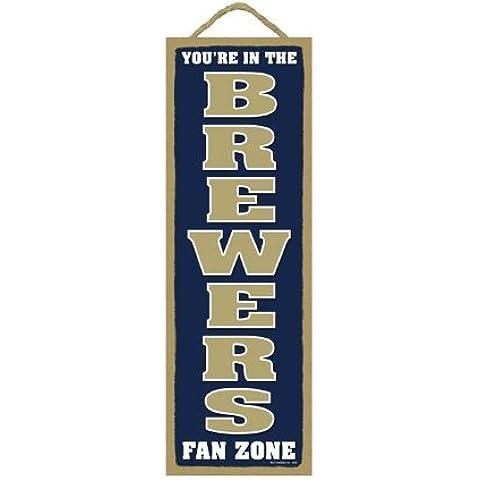 Milwaukee Brewers-Zone-Cartello in