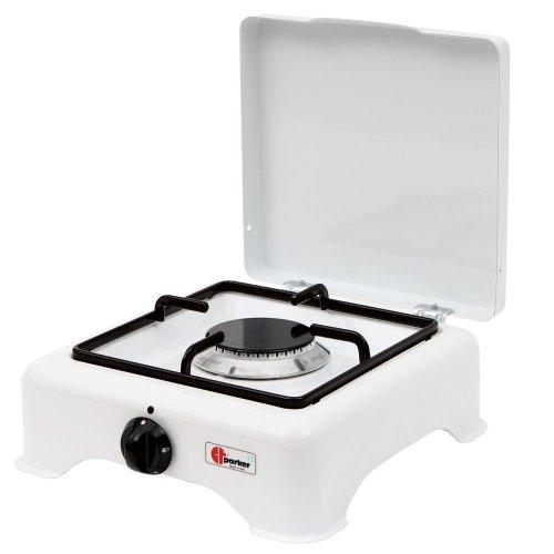 Preisvergleich Produktbild Parker 91751 Camping Kocher 1-flammig mit Zündsicherung für Ausland,  50 millibar