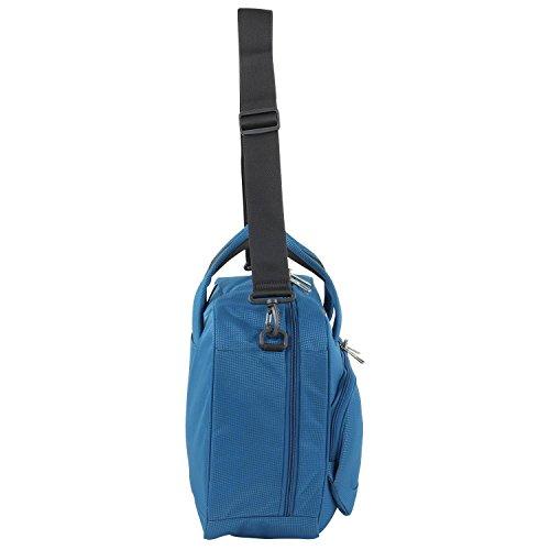 Samsonite Spark Shoulder Bag Umhängetasche, 31cm, 27 L, Rock Rock