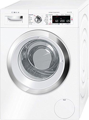 Bosch Serie 8 i-DOS WAWH8660GB 9kg 1400rpm Freestanding Washing Machine -White