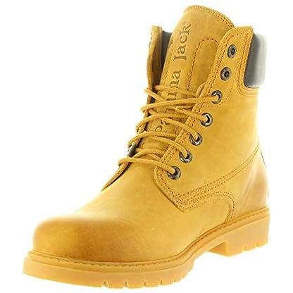 Panama Jack Men's Panama 03 Wool Combat Boots 4