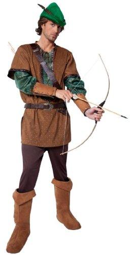 Von Kostüme Nottingham Erwachsene Sheriff (Tales of England Robin Hood Kostüm,)