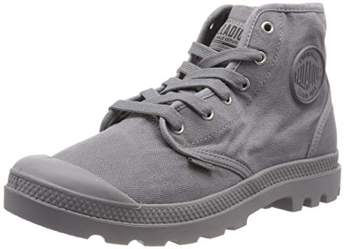 62001f0b8b207 Palladium Us Pampa High H, Sneaker a Collo Alto Uomo, Grigio (Titanium  821), 44 EU
