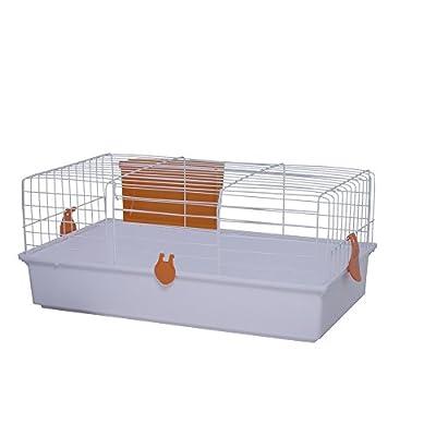 Voltrega Eldridge Guinea Pig Indoor Cage 70cm W 4PK by Voltrega